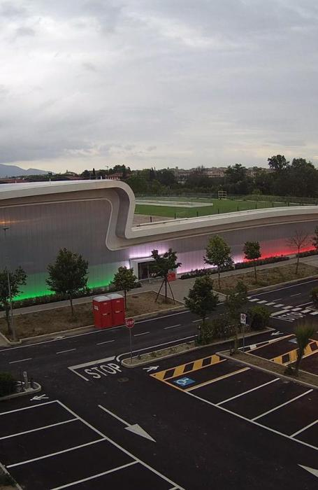 NEW SPORTS CENTRE SAN ROSSORE SPORT VILLAGE